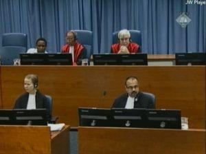 Suđenje Ratku Mladiću  Foto: RTRS