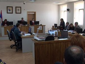 Suđenje za zločine nad Srbima iz Goražda  Foto: RTRS