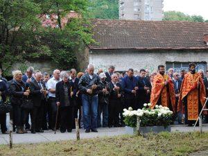 "Tuzla - Pomen ""Tuzlanskoj koloni""  Foto: RTRS"