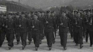 Marš ustaške crne legije (Foto Vikipedija)