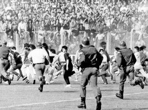 Utakmica Dinamo – Crvena zvezda na Maksimiru 13. maja 1990. godine
