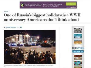 Vašington post: Amerikanci misle da su sami pobijedili Hitlera   Foto: Screenshot