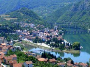 Višegrad Foto: SRNA