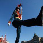 Održana vojna parada u Moskvi Foto: rs.sputniknews.com) Foto:RT