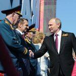 Održana vojna parada u Moskvi Foto: © Sputnik/ Mihail Klimentьev