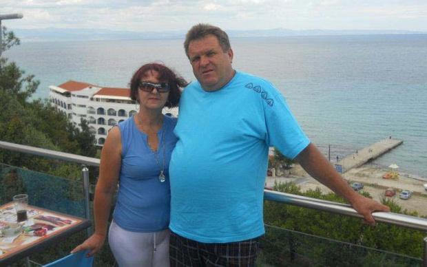 Гордана и Вељко Дујановић