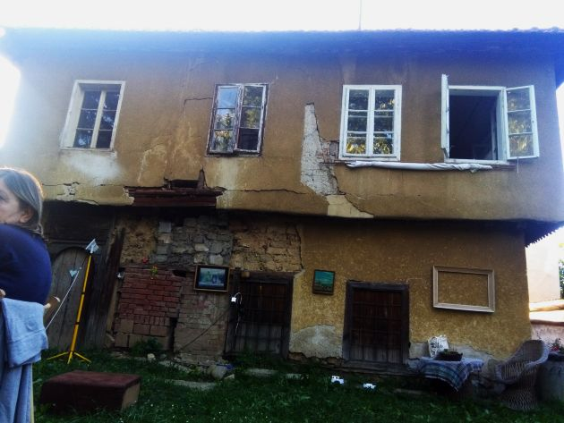 Basok oronula kuća