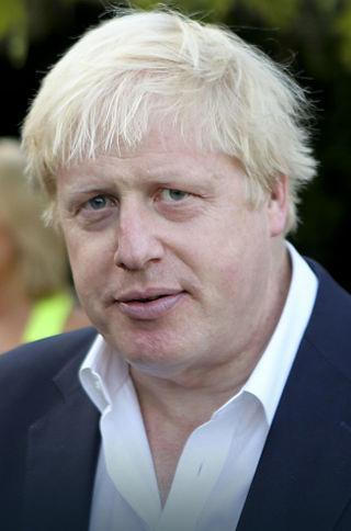 Cela porodica protiv Bregzita, a on predvodi kampanju za izlazak iz EU: Boris Džonson Foto: Wikipedia