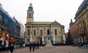 Crkva Preobraženja Gospodnjeg u Zagrebu   wikipedia.org
