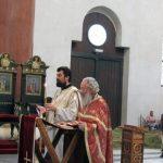 U Crkvi Svetog Marka u Beogradu danas je služen parastos Srbima ubijenim na današnji dan 1992. godine u napadu hrvatske vojske na Miljevačkom platou kod Drniša Foto: SRNA