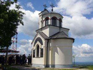 Crkva na Vučijaku Foto: RTRS
