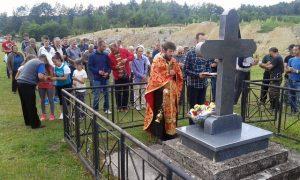 Kod spomen-krsta u blizini jame Ponor u Miljevini kod Foče danas je služen pomen-parastos za više hiljada mladih kraljevih vojnika iz Srbije, koje je u maju 1945. godine likvidirala tadašnja nova komunistička vlast