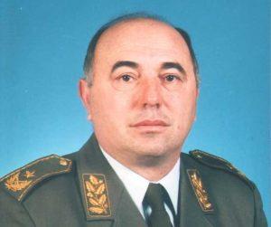 General Borislav Đukić u vreme aktivne vojne službe