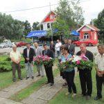 U Gornjoj Slatini kod Šamca održan je 12. po redu tradicionalni Vidovdanski sabor i služen parastos za 29 boraca Vojske Republike Srpske i jednu civilnu žrtvu proteklog rata sa ovog područja