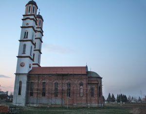 Hram Svetog Save u Novoj Topoli