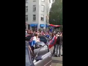Hrvati igraju užičko kolo