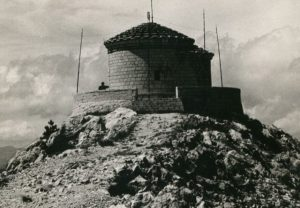 Njegoševa kapela na Lovćenu