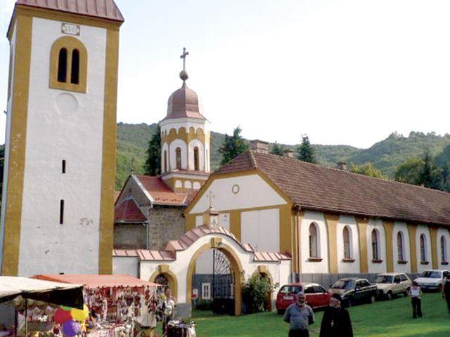 Manastir Orahovica