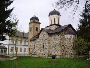 Manastir Svetog Nikole na Ozrenu