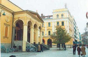 Gradska tržnica u Sarajevu (Foto Anđelko Vasiljević)
