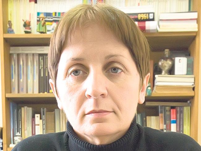 Mira Radojević (Foto B. Pedović)
