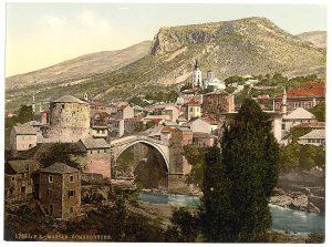Mostar 1890-1900