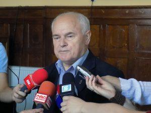 Predsjednik Republičke organizacije porodica zarobljenih, nestalih i poginulih lica Nedeljko Mitrović.