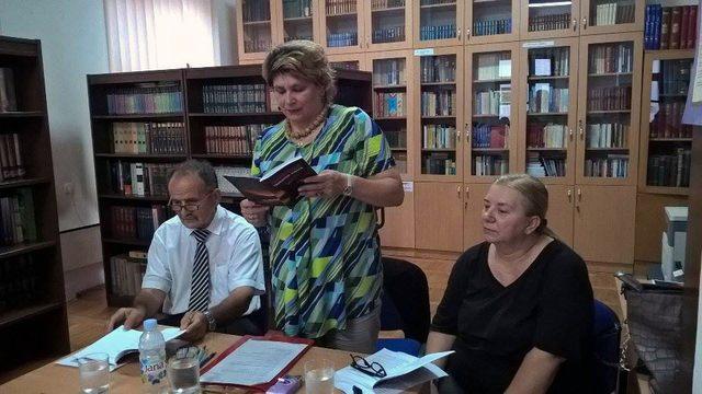 """U Narodnoj biblioteci u Novom Gradu predstavljena je knjiga """"Jasenovac, tvornica užasa"""", autora Radovana Piljka"""