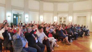 Osnivačka skupština Demokratskog saveza Srba