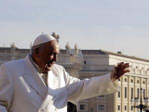Papa Franjo  Foto: AP