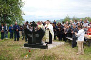 Parastos za Srbe ubijene na Čemernu  Foto: SRNA