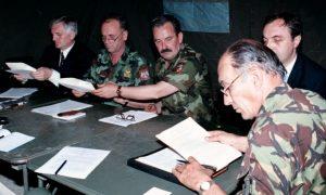 Potpis na katastrofu: Generali Vojske SRJ sa Majkom Džeksonom