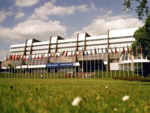 Savjet Evrope u Strazburu   Foto: Wikipedia