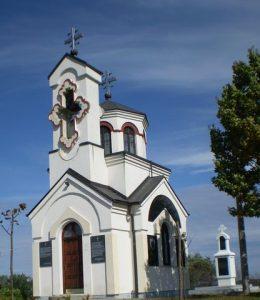 Spomen crkva na Vučijaku na Lipi