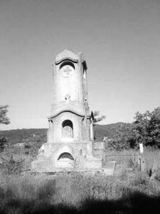 Spomenik kapetanu Koči kod Tekije Foto S. T. Petrović