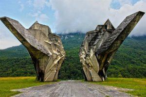 Spomenik - Tjentište