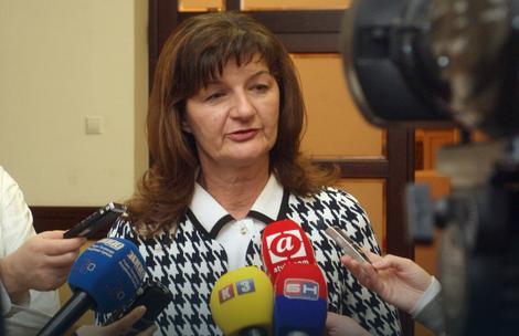 Božica Živković Railić Foto: Siniša Pašalić / RAS Srbija