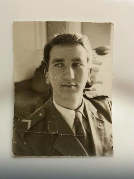 Bio sam mlad, ali sam ubrzo shvatio kud nacionalizam vodi... Foto: Privatna arhiva