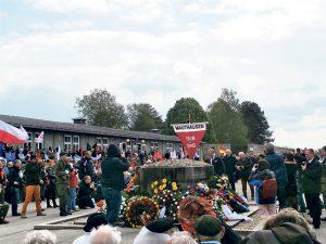 Centralna komemoracija u logoru Mauthauzen (Foto: J. Čalija)