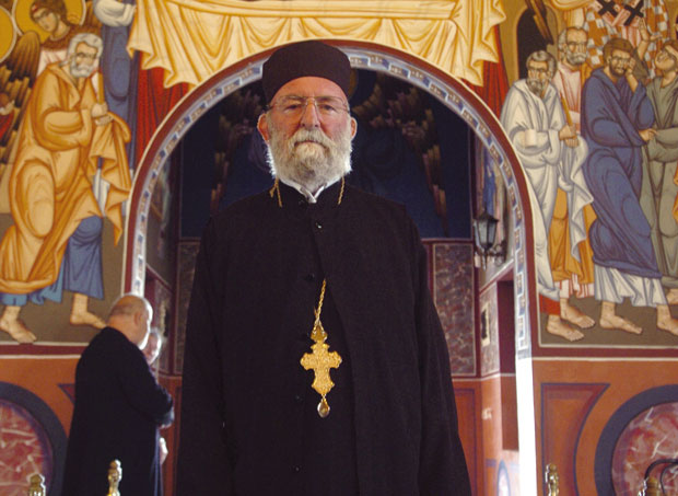 Protojerej Milorad Niškić