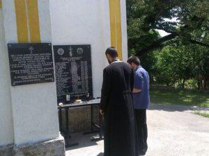 Obilježeno stradanje Srba u Krnjićima (Foto: SRNA)