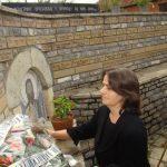 Uz učešće rodbine, komšija i prijatelja nestalih i ubijenih Srba, u Velikoj Hoči, kod Orahovca, obilježeno je 18 godina od stradanja Srba ovoga kraja Foto: SRNA