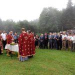 Služenjem parastosa kod spomen-krsta na Mrakovici počelo je obilježavanje 74 godine od Bitke na Kozari u organizaciji vlada Republike Srpske i Srbije.