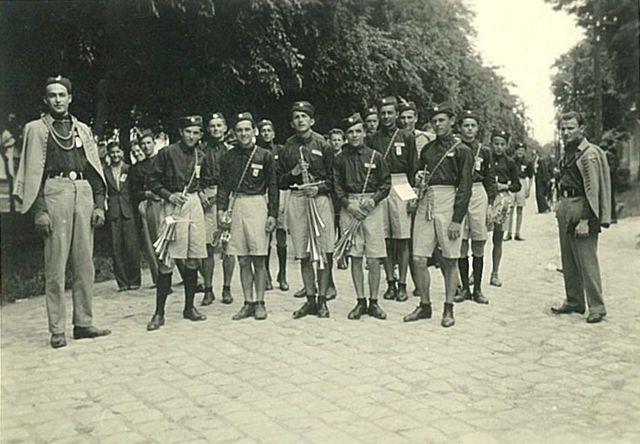 Slet u Somboru 1936 godine.