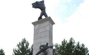 Spomenik u Srbu