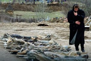 Srpske žrtve u Mrkonjić Gradu Foto: Siniša Pašalić / RAS Srbija