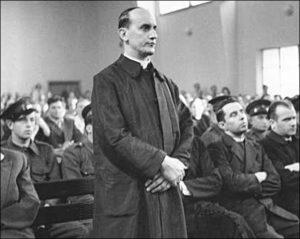 Stepinac na suđenju 1946.