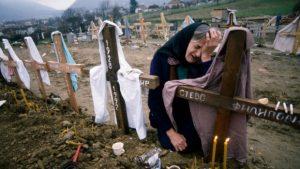 Stradanje Srba, Svirepo ubistv 49 Srba u Kravici kod Bratunca