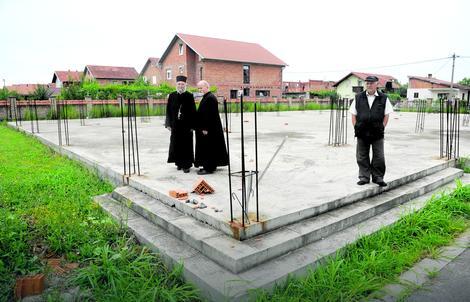 Srbija Škola - temelj za osnovnu školu finansirao je donator, građevinski preduzimač