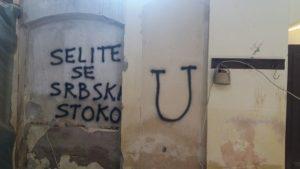 Ustaški grafiti